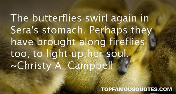 Christy A. Campbell Quotes