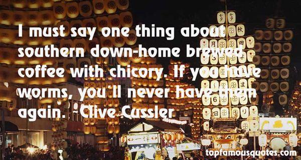 Clive Cussler Quotes