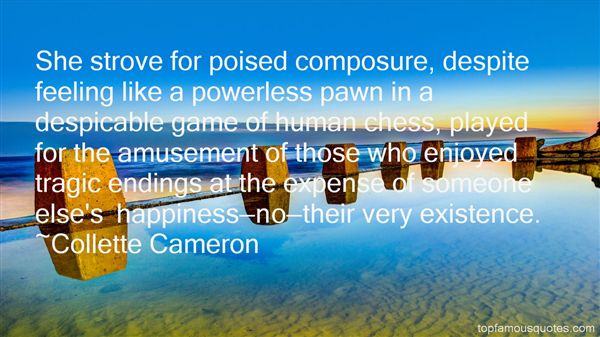 Collette Cameron Quotes
