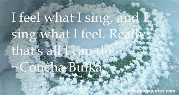 Concha Buika Quotes