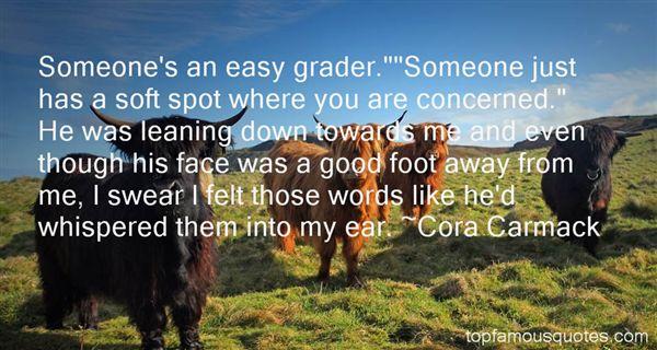 Cora Carmack Quotes