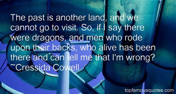 Cressida Cowell Quotes