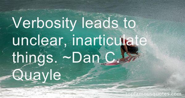 Dan C. Quayle Quotes