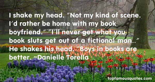 Danielle Torella Quotes