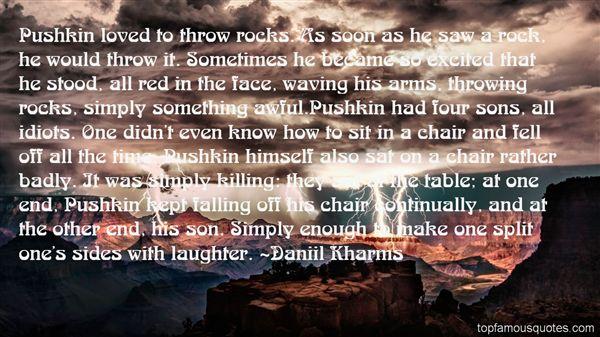 Daniil Kharms Quotes