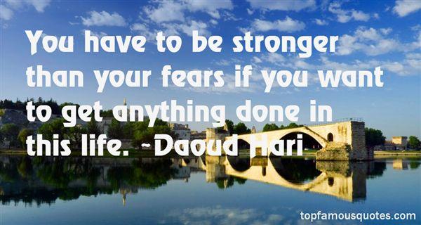 Daoud Hari Quotes