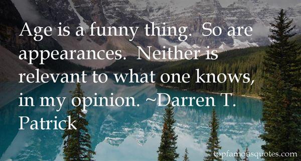 Darren T. Patrick Quotes