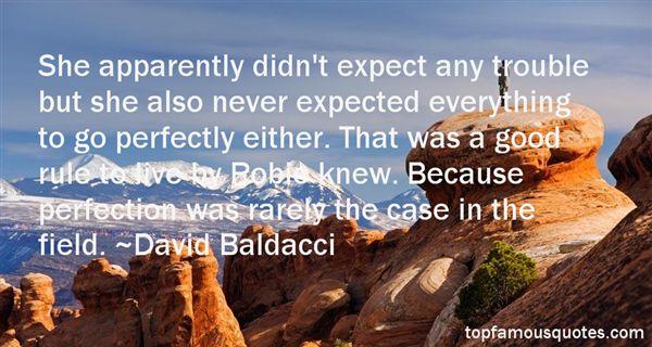 David Baldacci Quotes
