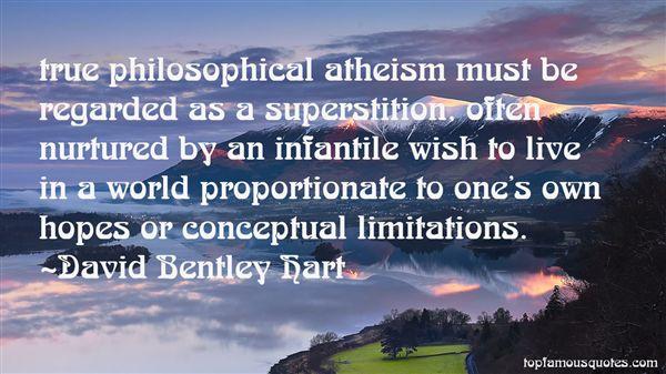 David Bentley Hart Quotes