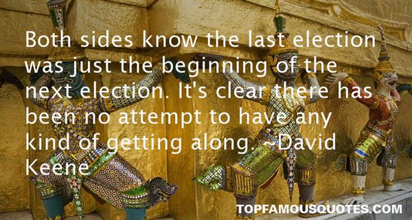 David Keene Quotes
