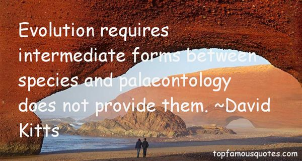 David Kitts Quotes