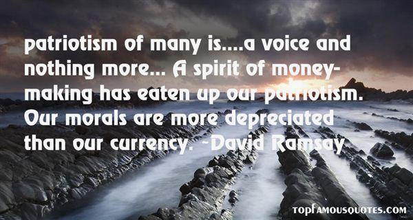 David Ramsay Quotes