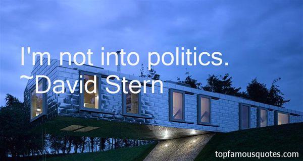 David Stern Quotes