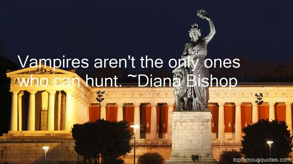 Diana Bishop Quotes