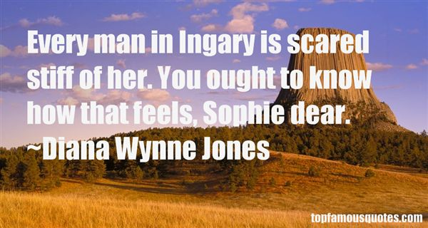 Diana Wynne Jones Quotes: Diana Wynne Jones Quotes: Top Famous Quotes And Sayings By