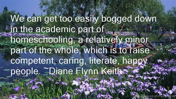 Diane Flynn Keith Quotes
