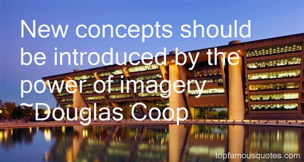 Douglas Coop Quotes
