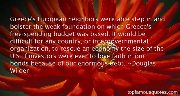Douglas Wilder Quotes