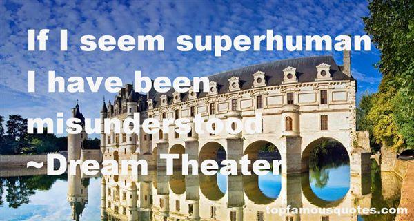 Dream Theater Quotes