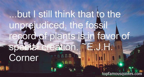 E.J.H. Corner Quotes