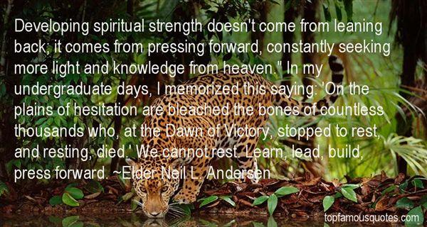 Elder Neil L. Andersen Quotes