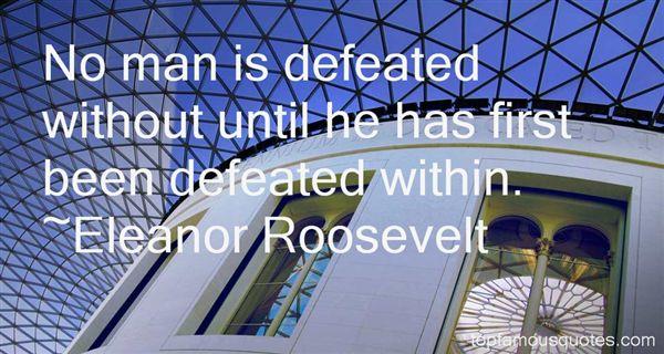 Eleanor Roosevelt Quotes