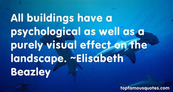 Elisabeth Beazley Quotes