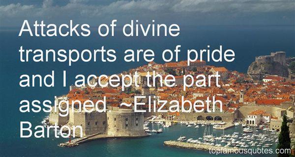 Elizabeth Barton Quotes
