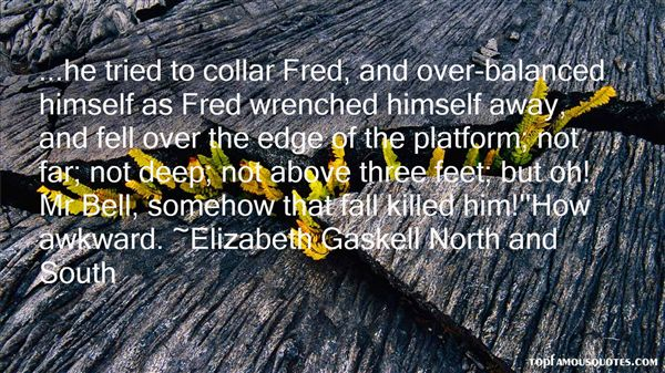 Elizabeth Gaskell North And South Quotes