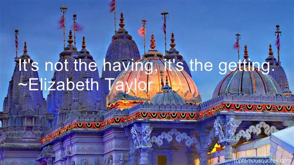 Elizabeth Taylor Quotes