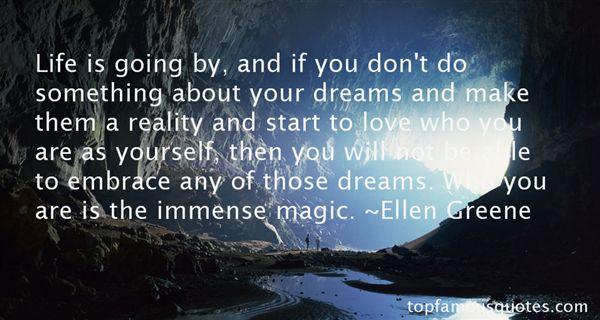 Ellen Greene quotes