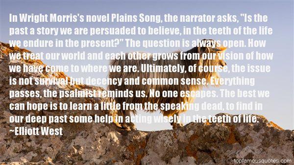 Elliott West Quotes