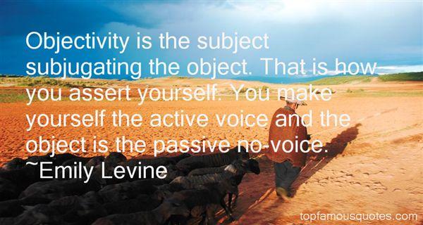 Emily Levine Quotes