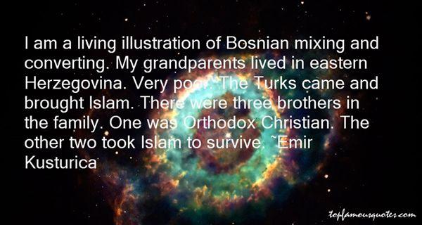 Emir Kusturica Quotes