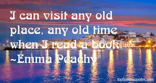 Emma Peachy Quotes