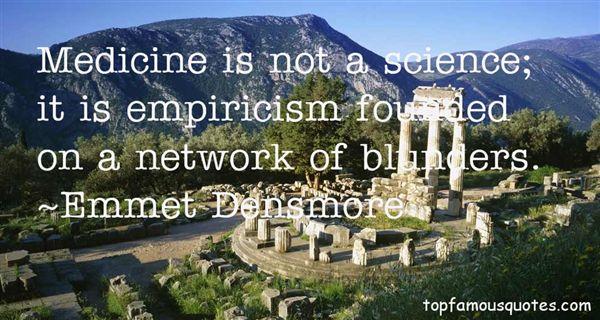 Emmet Densmore Quotes