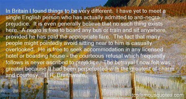 braithwaite e r