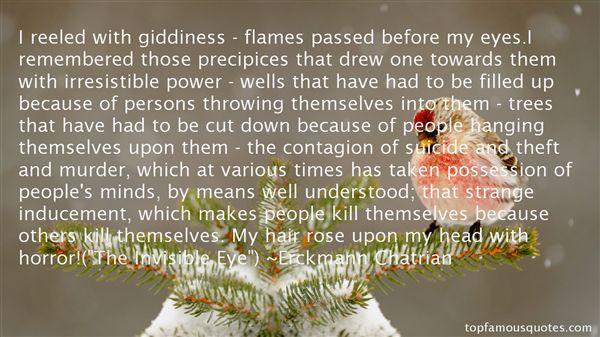 Erckmann Chatrian Quotes