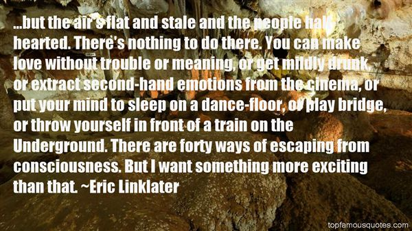 Eric Linklater Quotes