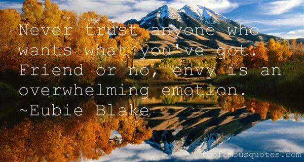 Eubie Blake Quotes