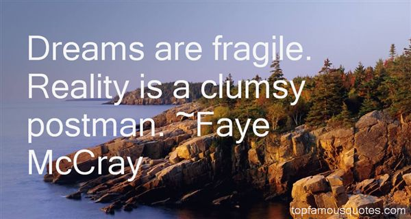 Faye McCray Quotes