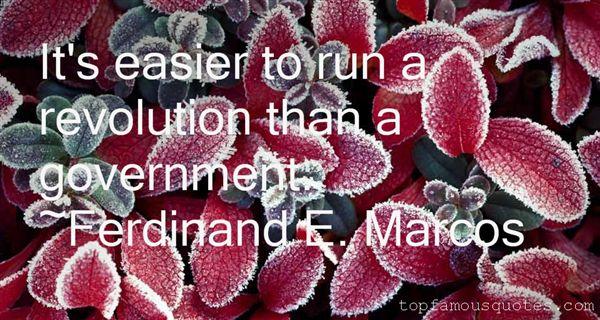 Ferdinand E. Marcos Quotes