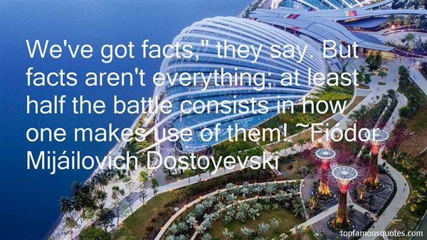 Fiódor Mijáilovich Dostoyevski Quotes