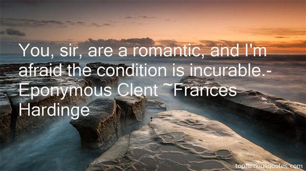 Frances Hardinge Quotes