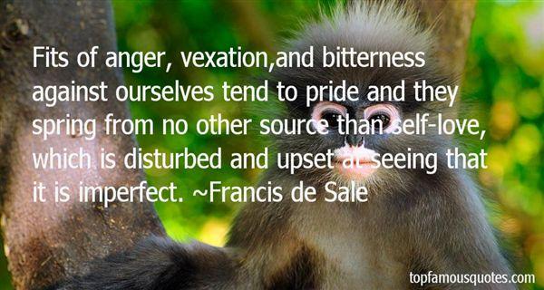 Francis De Sale Quotes