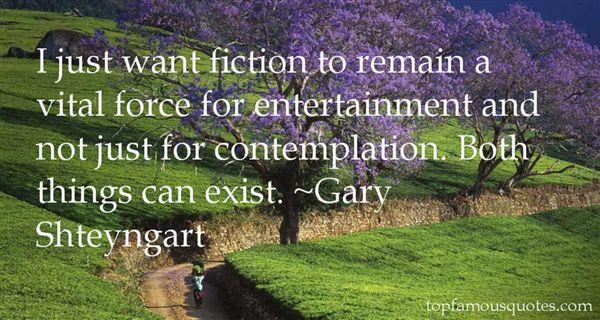 Gary Shteyngart Quotes