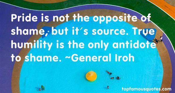 General Iroh Quotes