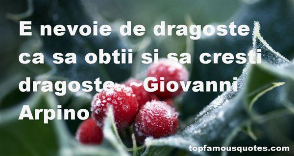 Giovanni Arpino Quotes