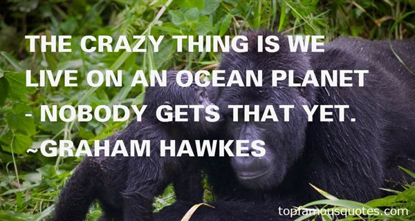 Graham Hawkes Quotes