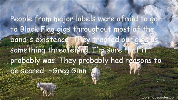 Greg Ginn Quotes